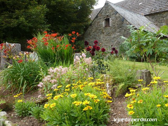 Le Jardin Perdu Hot Border