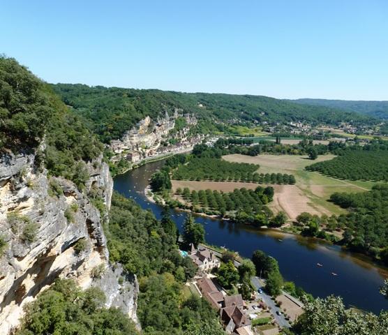 Les Jardins suspendus de Marqueyssac - the Dordogne valley