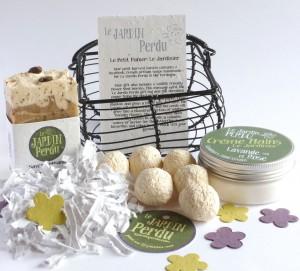Petit panier - Le Jardinier, Gardeners Gift Basket