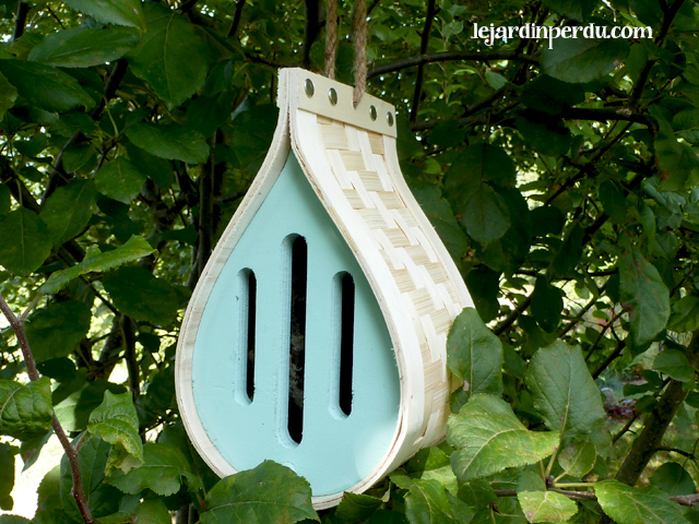 Eco-friendly butterfly house