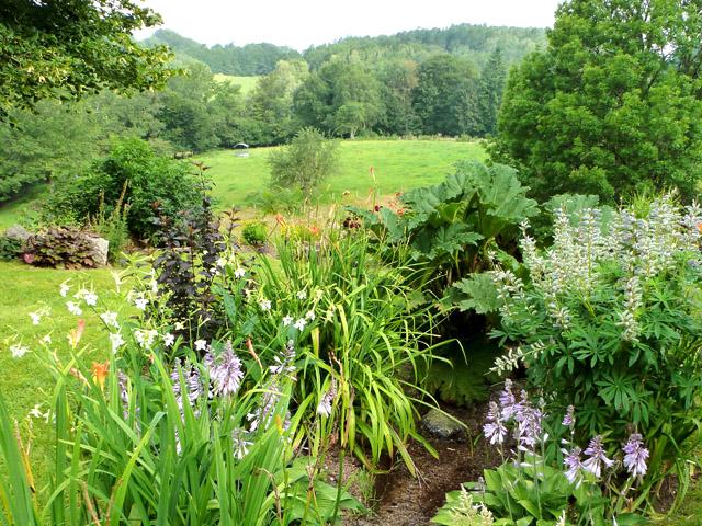 Le Jardin Perdu